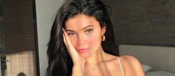 Kylie Jenner ungeschminkt: So sieht sie ohne Make-up aus