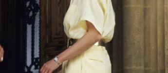 Lady Diana war bei den Fotografen beliebt