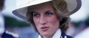 Lady Diana, Prinzessin von Wales