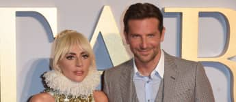 "Lady Gaga und Bradley Cooper singen in ihrem Film ""A Star Is Born"" gemeinsam den Song ""Shallow"", Lady Gaga, Bradley Cooper, A Star Is Born"