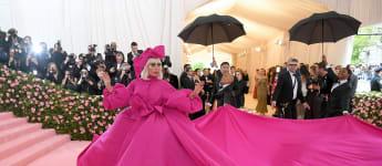 Lady Gaga Met Gala Outfit