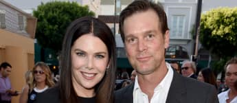 Lauren Graham Peter Krause