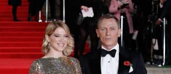 """Lea Seydoux und Daniel Craig: Für """"James Bond 25"""" werden sie wieder zusammen vor der Kamera stehen"""
