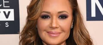 "Leah Remini, bekannt aus ""King of Queens"""