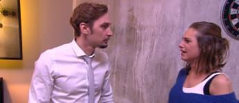 """Liza Waschke und Sandy Fähse als """"Milla"""" und """"Leon"""" in """"Berlin - Tag und Nacht"""""""