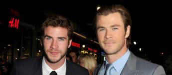 Sowohl Liam Hemsworth als auch sein Bruder Chris Hemsworth sind erfolgreiche Schauspieler