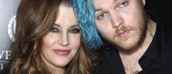 Lisa Marie Presley und Benjamin Keough, der sich im Juli 2020 mit 27 Jahren das Leben nahm