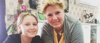 Loredana Wollny und Silvia Wollny auf Instagram 2020