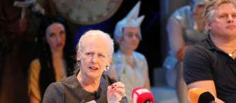 Königin Margrethe II.: In ihrem Schloss wurde eingebrochen