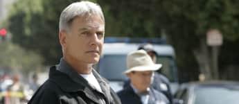 "Mark Harmon spielt ""Special Agent Leroy Jethro Gibbs"" bei NCIS"