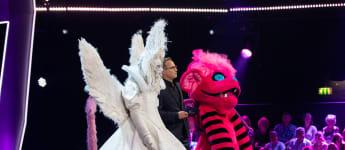 """The Masked Singer"": Engel und Monster"