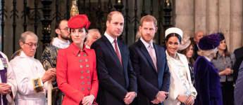 Meghan und Harry sind Kate und William überraschend auf Instagram entfolgt