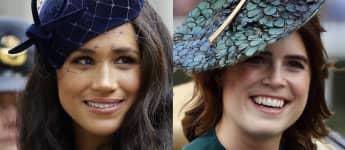 Meghan Markle und Prinzessin Eugenie Schwangerschaft