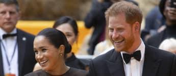 Prinz Harry verliebte sich in eine Amerikanerin