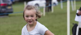 "Mia Grace Tindall beim ""Whatley Manor International Horse Trial"" 2017"