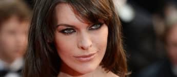Milla Jovovich bei den Filmfestspielen in Cannes 2013