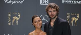 Moderatorin Nazan Eckes mit ihrem Mann Julian Khol