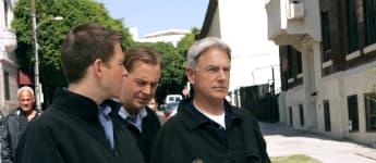ncis Michael Weatherly, Sean Murray, Mark Harmon