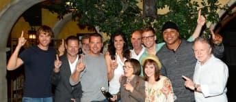 Navy CIS: L.A. Team feiert den Dreh der 100. Folge