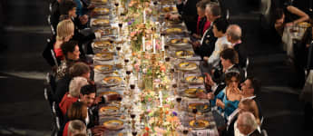 Nobelfeier Schweden Royals Missgeschick Unfall