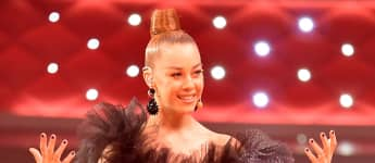 "Oana Nechiti bei ""Let's Dance"""