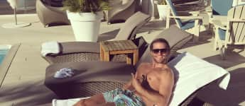 So heiß zeigt sich Paul Janke auf Instagram