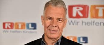 "Peter Kloeppel ist Chef-Moderator der Nachrichtensendung ""RTL aktuell"""