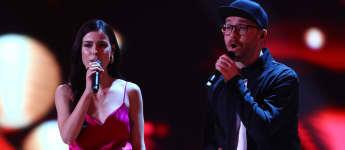 """Mark Forster und Lena Meyer-Landrut gewannen mit ihren Kollegen von """"Sing meinen Song"""" eine Goldene Kamera"""