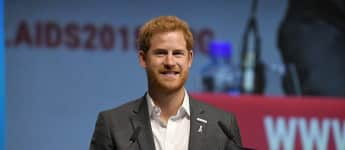 Prince Harry at the Menstar Coalition To Promote HIV Testing & Treatment of Men