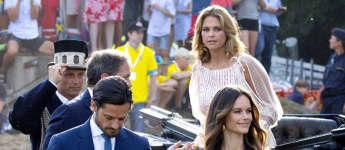 Prinz Carl Philip und Prinzessin Sofia von Schweden sind eines der royalen Traumpaare