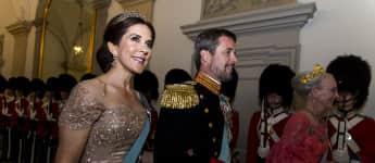 Prinz Frederik 50. Geburtstag