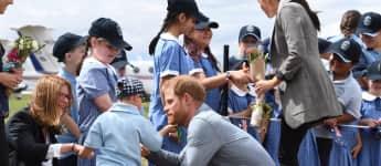 Prinz Harry, Herzogin Meghan, Luke