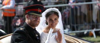 Prinz Harry, Herzogin Meghan, Meghan Markle, Meghan Markle Brautfrisur, Meghan Markle Hochzeitsfrisur, royale Hochzeit, Royal Wedding