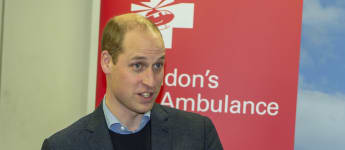 Prinz William Geschenke Event Charity