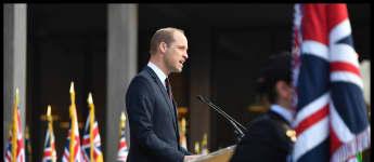 Prinz William Rede D-Day König George