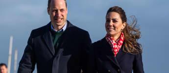 Herzogin Kate Prinz William neue Bilder