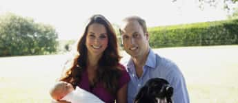 Prinz William und Herzogin Kate Hund