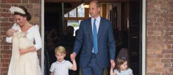 Prinz William und Herzogin Kate: So süß ist ihre kleine Familie
