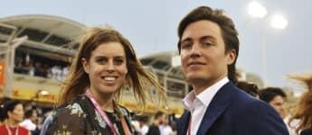 Prinzessin Beatrice und ihr Verlobter Edoardo