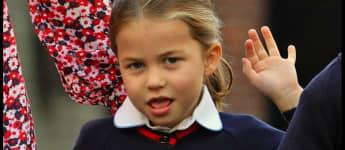 Prinzessin Charlotte Schule Schultag