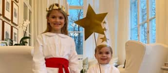 Prinzessin Estelle Prinz Oscar Weihnachten