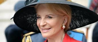 Prinzessin Michael of Kent hat sich mit dem Corona-Virus angesteckt
