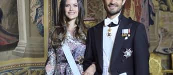 Prinzessin Sofia Prinz Carl Philip Schweden Urlaub Florida