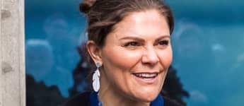 Kronprinzessin Victoria von Schweden bei der Einweihung des Baltic Sea Science Centers in Stockholm