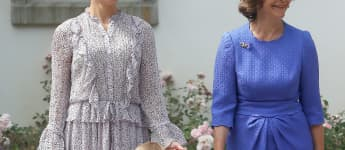 Königin Silvia ist Prinzessin Victorias größtes Vorbild