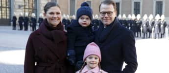 Prinzessin Victoria und Prinz Daniel haben große Reisepläne - ohne Oscar und Estelle