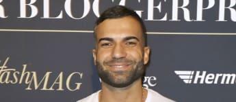 Rafi Rachek bei der Verleihung des vierten Deutschen Bloggerpreises
