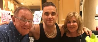 robbie williams eltern foto