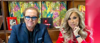 Rober Geiss und Carmen Geiss im Heart Club in München im September 2018