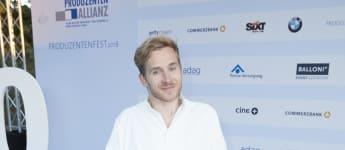 Samuel Koch beim deutschen Produzentenfest 2018